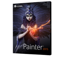 Click to view: COREL PAINTER 2015 UPGRADE!