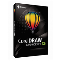 Click to view: CORELDRAW GRAPHICS SUITE X6 (WINDOWS)!