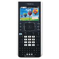 Click to view: TI-Nspire CX Handheld Graphing Calculator with Full-Color Display!