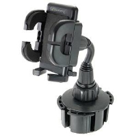 Click to view: Bracketron UCH-101-BL GPS Cup Holder Mount!