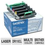 Click to view: Brother Drum Unit - Approx. 17,000 Page Yield (DR110CL)!