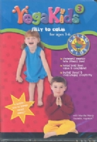 Click to view: GAIAM KIDS YOGA KIDS 3:SILLY TO CALM - DVD Movie!