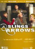 Click to view: SLINGS & ARROWS:SEASON 3 - DVD Movie!