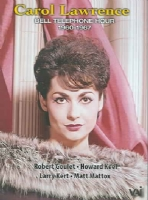 Click to view: CAROL LAWRENCE:BELL TELEPHONE HOUR AP - DVD Movie!
