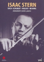 Click to view: ISAAC STERN IN RECITAL - DVD Movie!