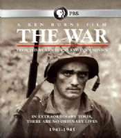 Click to view: KEN BURNS:WAR - Blu-Ray Movie!