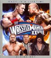 Click to view: WRESTLEMANIA 28 - Blu-Ray Movie!