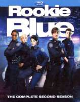 Click to view: ROOKIE BLUE:COMPLETE SECOND SEASON - Blu-Ray Movie!