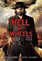 Click to view: HELL ON WHEELS:COMPLETE FIRST SEASON - DVD Movie!