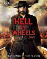 Click to view: HELL ON WHEELS:COMPLETE FIRST SEASON - Blu-Ray Mov!