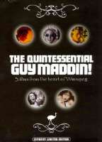 Click to view: QUINTESSENTIAL GUY MADDIN - DVD Movie!