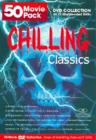 Click to view: CHILLING CLASSICS:50 MOVIE PACK - DVD Movie!