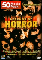Click to view: LEGENDS OF HORROR 50 MOVIE PACK - DVD Movie!