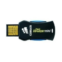 Click to view: Corsair CMFUSBMINI-32GB Voyager Mini Secure USB Flash Drive - 32GB!