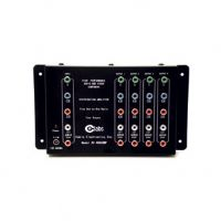 Click to view: Cables To Go 4-Output Component Video/Audio Distribution Amplifier/HDTV Compatible!