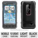 Click to view: Case Mate CM015752 Pop! EVO 3D Cell Phone Case - Black, Gray!
