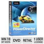 Click to view: CyberLink PDR-EB00-RPU0-00 PowerDirector 11 Ultra Software - Revolutionary Video Editing, Pro Video Production!