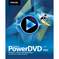 Click to view: CYBERLINK POWERDVD 13 PRO!
