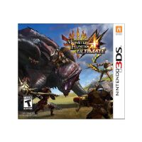 Click to view: Monster Hunter 4 Ultimate - Nintendo 3DS!