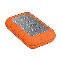 Click to view: LaCie Rugged Triple - Hard drive - 2 TB - external ( portable ) - FireWire 800 / USB 3.0 - 256-bit AES!