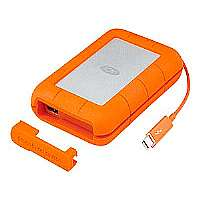 Click to view: LaCie Rugged Thunderbolt - Solid state drive - 250 GB - external ( portable ) - USB 3.0 / Thunderbolt!