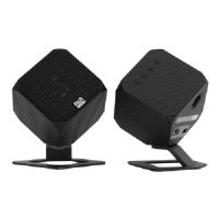 Click to view: Palo Alto Cubik HD - Speakers - USB - black!