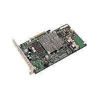 Click to view: Supermicro Add-on Card AOC-USAS-S8iR - Storage controller (RAID) - 8 Channel - SAS - 300 MBps - RAID 0, 1, 5, 10 - PCIe!