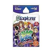 Click to view: Leap School Reading - LeapFrog Leapster Explorer, LeapFrog LeapPad Explorer!