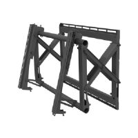 "Click to view: Premier Mounts LMV Video Wall Flat-Panel Framing System - Mounting kit ( wall plate, 2 mounting brackets ) for LCD / plasma panel - screen size: 37"" - 63""!"
