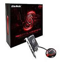 Click to view: AVerMedia Live Gamer HD C985 - Video input adapter - PCI Express!