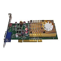 Click to view: Jaton Video-498PCI-Twin - Graphics card - GF 9400 GT - 1 GB DDR2 - PCI - 2 x D-Sub!