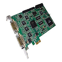 Click to view: AVerMedia AVerDiGi Hybrid NV6480 - Video input adapter - PCI Express x1 - NTSC, PAL!