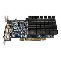 Click to view: Jaton Video-339PCI-HLP - Graphics card - Radeon HD 5450 - 1 GB DDR3 - PCI low profile - 2 x DVI, HDMI - fanless!