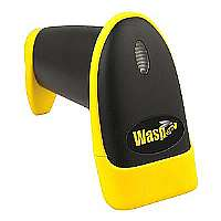 Click to view: Wasp WLR 8950 Bi-Color CCD Barcode Scanner - Barcode scanner - handheld - 450 scan / sec - decoded - keyboard wedge!
