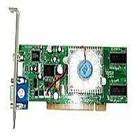 Click to view: Jaton Video-118PCI-64DDRTV - Graphics card - GF2 MX 400 - 64 MB DDR - PCI!