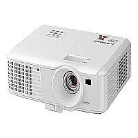 Click to view: Mitsubishi EX241U DLP Projector - 3D Ready, 2600 ANSI Lumens, 1024 x 768, 4:3, HDMI, S-Video, 2700:1, Remote Control, 3 Years Mitsubishi Express Replacement Assistance (ERA) Program - EX241U!