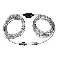 Click to view: TRIPP LITE U042-025 A-MALE TO B-MALE USB 2.0 CABLE (25FT)!