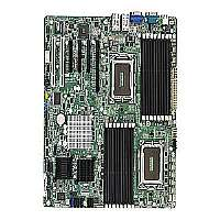 Click to view: Tyan S8230 - Motherboard - extended ATX - Socket G34 - 2 CPUs supported - AMD SR5690/SP5100 - 4 x Gigabit LAN - onboard graphics!