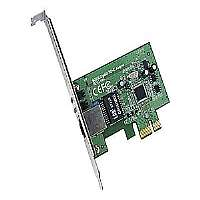 Click to view: TP-LINK TG-3468 - Network adapter - PCIe - 10Mb LAN, 100Mb LAN, Gigabit LAN - 10Base-T, 100Base-TX, 1000Base-T!
