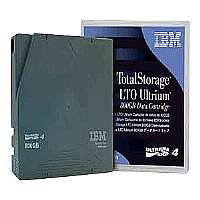 Click to view: Ultrium LTO-4 Cartridge, 800GB, Green Case!