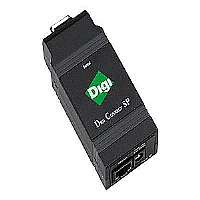 Click to view: Digi Connect SP - Device server - 10Mb LAN, 100Mb LAN, RS-232, RS-422, RS-485!