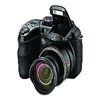Click to view: GE POWER Pro series X500 - Digital camera - compact - 16.0 Mpix - 15 x optical zoom - black!