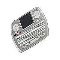 Click to view: SMK-Link Electronics Wireless Ultra-Mini Touchpad Keyboard for Mac - Keyboard - 2.4 GHz!