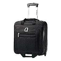 "Click to view: Samsonite Wheeled Business Case - Fits 15.6"" Laptops, Black - 43876-1041!"