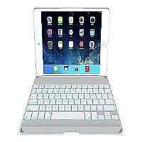 Click to view: ZAGG ZAGGkeys Folio - Keyboard - Bluetooth - white (Refurbished)!