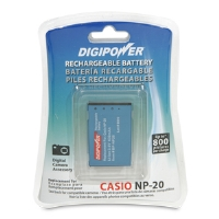 Click to view: Digipower BP-OL40 Replacement Li-Ion Battery Olympus Li-40B!