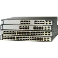 Click to view: Cisco Systems  Cisco Catalyst 3750G-48TS Stackable Gigabit Ethernet Switch!