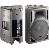 Click to view: Stagg  Bi-Amped Powered Speakers!