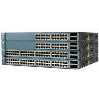Click to view: Cisco Systems  Cisco Catalyst 3560-E 24-Port Multi-Layer Ethernet Switch with PoE!