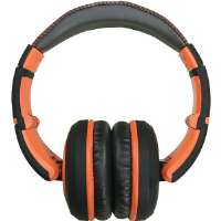 Click to view: CAD  Black/Orange The Sessions Series Headphones!